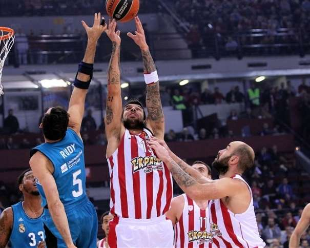 Georgios Printezis Foto: euroleague.net