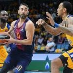 Victoria del Barcelona y Derrota del Baskonia (@EuroLeague, Luka Dončić MVP)