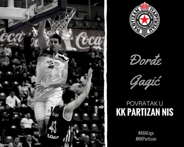 (Foto: KK Partizan NIS)