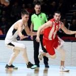 @PartizanBC couldn't surprise @kkcrvenazvezda (@ABA_League)