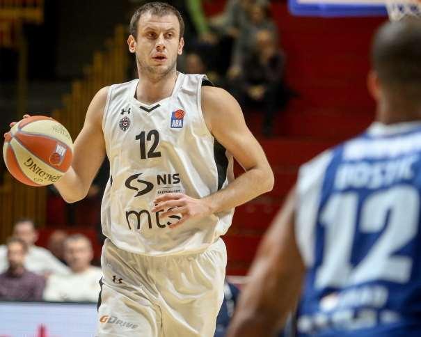 Novica Velickovic (Photo: Partizan NIS)