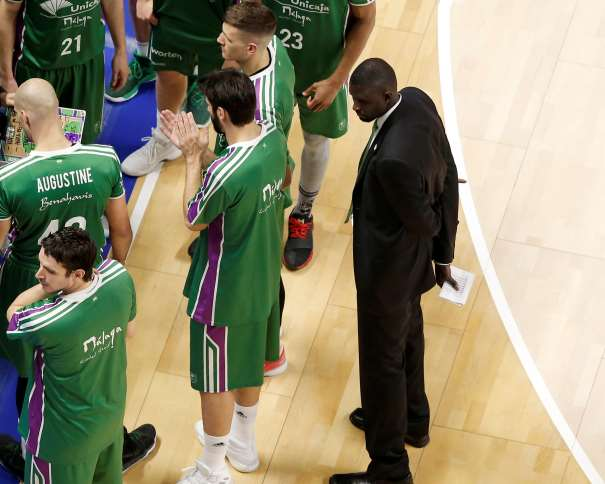Detalle de un Tiempo Muerto ACB Photo/M. Pozo