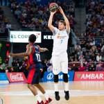 Victorias de Madrid, Estudiantes (ACB), València y Barcelona (@EuroLeague)