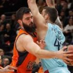 Primera Victoria de la Temporada del València sobre el Barcelona (@EuroLeague)
