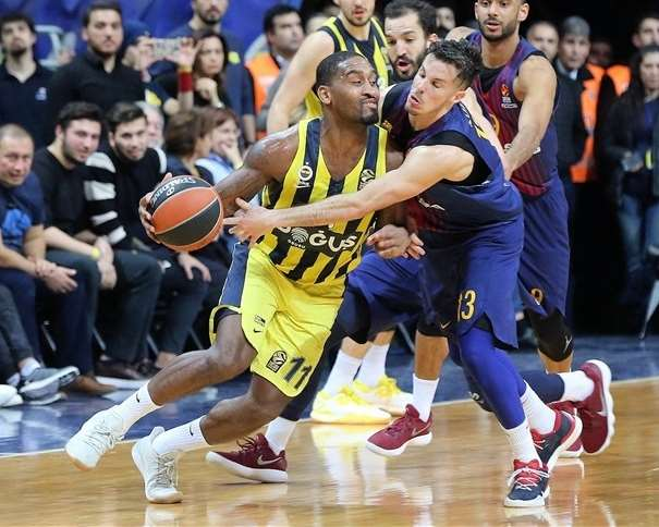 (11) Brad Wanamaker Foto: euroleague.net