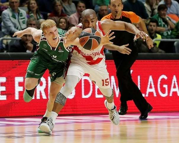 (15) Jayson Granger Foto: euroleague.net