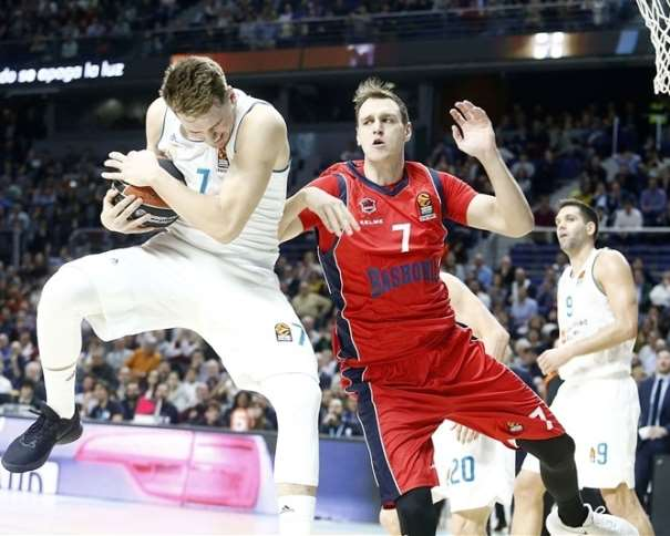 El No Balcánico (7) Luka Dončić (pronunciado Dónchitch) Foto: euroleague.net