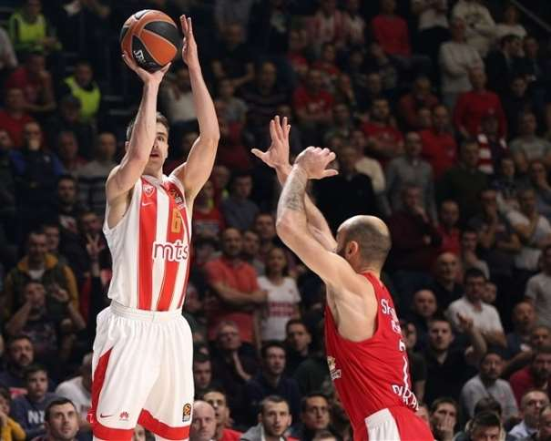 Nemanja Dangubic Photo: euroleague.net