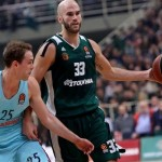 Nick Calathes, Gustavo Ayón, Nikola Milutinov, Mike James (@EuroLeague, MVP)
