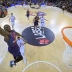 Victoria del Barcelona, Derrota del València (@EuroLeague, RS19)