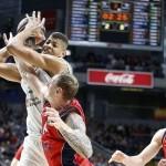 Segunda Victoria Consecutiva del Madrid sobre el Baskonia (@EuroLeague)