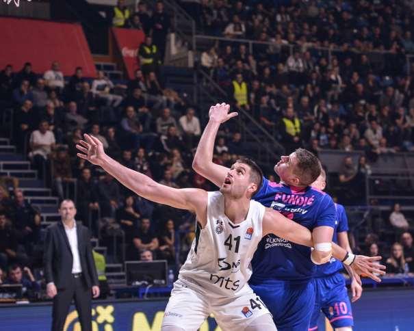 Djorđe Gagic (Photo: Partizan NIS)