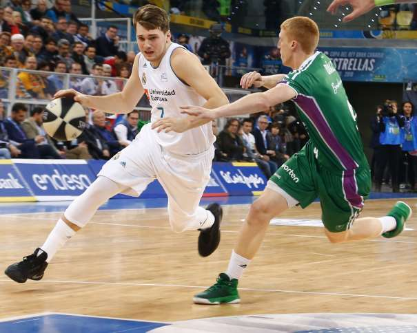 El No Balcánico (7) Luka Dončić (pronunciado Dónchitch) ACB Photo
