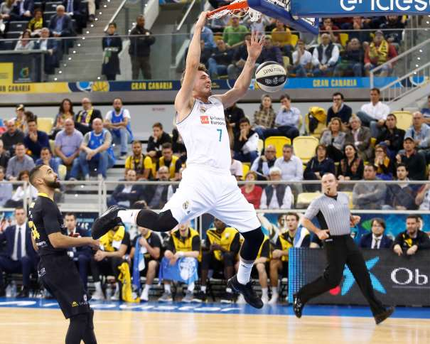 El No Balcánico (7) Luka Dončić (pronunciado Dónchitch) ACB Photo