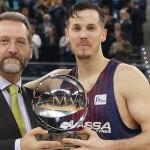 """El Barcelona """"de Pesic"""", Campeón de la #CopaACB 2018 (MVP, (13) Thomas Heurtel)"""