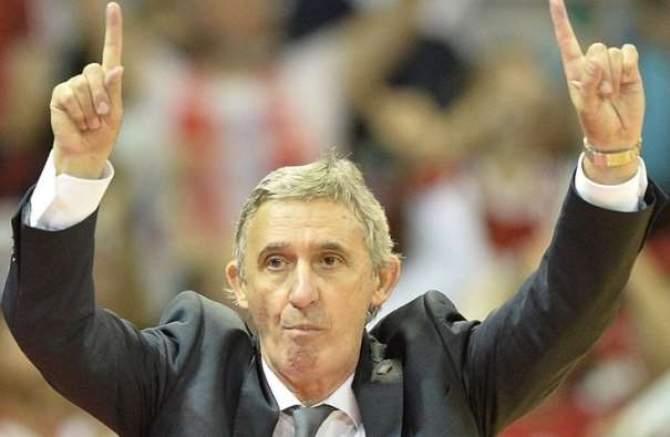 Svetislav Pešić (Светислав Пешић, pronunciado Péshitch) Foto: euroleague.net