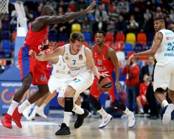 El No Balcánico (7) Luka Dončić (pronunciado Dónchitch) Foto: euroleague.net