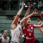 Aleksa Avramovic for the third victory of Serbia (FIBA World Cup 2019 Qualification)