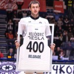 Novica Velickovic show for Partizan's victory over Buducnost (@ABA_League)