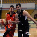 @PartizanBC lost against @KKCedevita in the final round of the @ABA_League