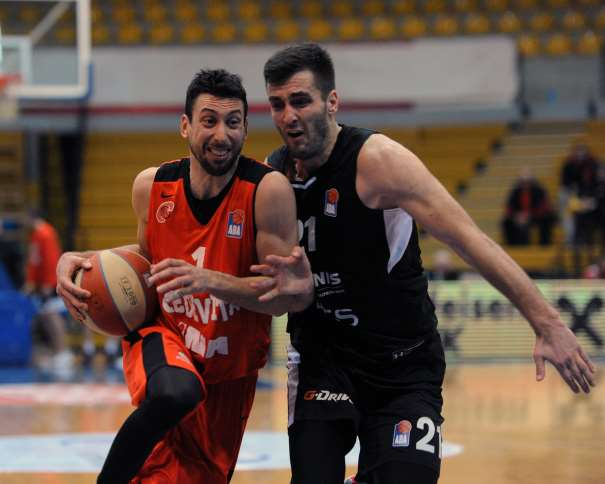 Roko Leni Ukic (Photo: Cedevita/Marin Susic)