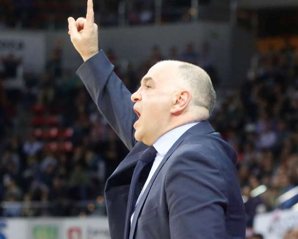 Pablo Laso, Entrenador del Madrid ACB Photo/Basket Zaragoza