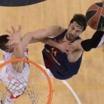 Victoria del Barcelona y Derrota del Málaga, Fenerbahce Clasificado (@EuroLeague)
