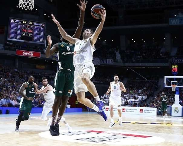 (1) Fabien Causeur Foto: euroleague.net