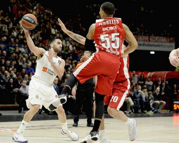(11) Facundo Campazzo Foto: euroleague.net