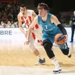 Victorias del Madrid y del Málaga (@EuroLeague 2017-2018) y (7) Luka Dončić, MVP