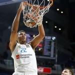 El Zalgiris, Séptimo Clasificado para los @EuroLeague Playoffs 2018 (Baskonia, cerca)