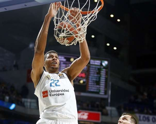 "(22) Walter ""Edy"" Tavares Foto: euroleague.net"