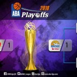 @ABA_League: @kkcrvenazvezda – @KKBUDUCNOST, 1 – 1 in Belgrade (Final Playoff)
