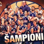 @ABA_League: @KKBUDUCNOST is the new champion («The Future» has come)