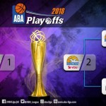 @ABA_League: Match point for @KKBUDUCNOST (against @kkcrvenazvezda, Final Playoff)