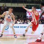 @ABA_League: @kkcrvenazvezda – @KKBUDUCNOST, 0 – 1, Giving a Surprise in Belgrade