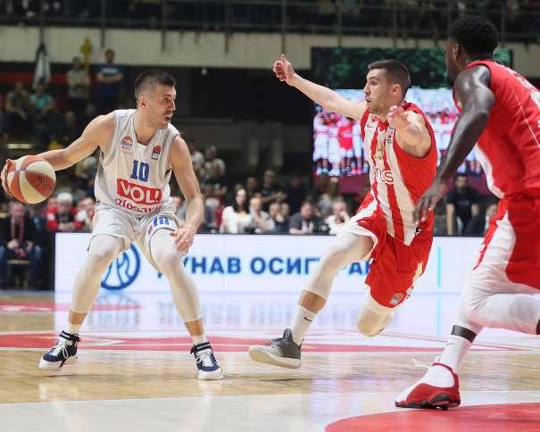 Nemanja Gordic (Photo: Crvena zvezda mts)