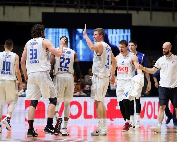 Buducnost VOLI team (Photo: Crvena zvezda mts)