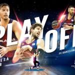 Barcelona, Baskonia y València, Clasificados para Playoffs ACB; (23) Shengelia, MVP