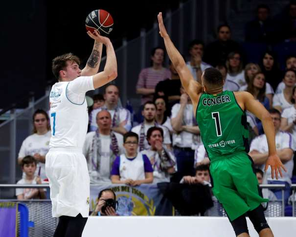 El No Balcánico (7) Luka Dončić (pronunciado Dónchitch) ACB Photo/A. Martínez
