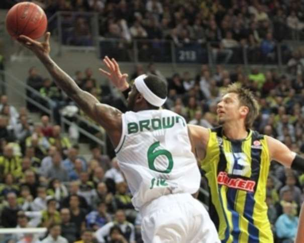 Bobby Brown, el 04/01/2013 Foto: euroleague.net
