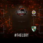 @EuroLeague: Fenerbahçe – Žalgiris, Final 4 Semifinal in Belgrade (Road to)