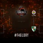 @EuroLeague: Fenerbahçe – Žalgiris, Final 4 Semifinal in Belgrade (Road to)