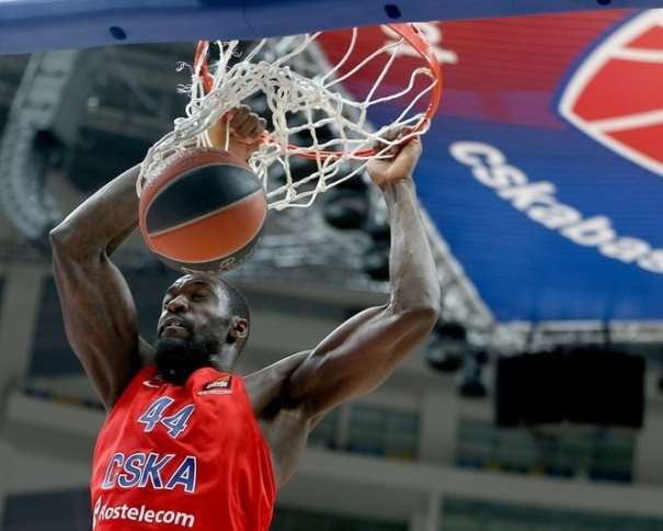 El ex-madridista (44) Othello Hunter Foto: euroleague.net