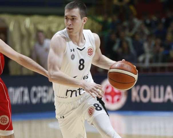 (8) Slobodan Jovanović @PartizanBC