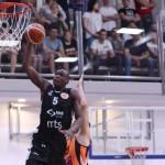 @PartizanBC for the third win, Vršac over 100 points (@KLSrbije, #KLSRB)