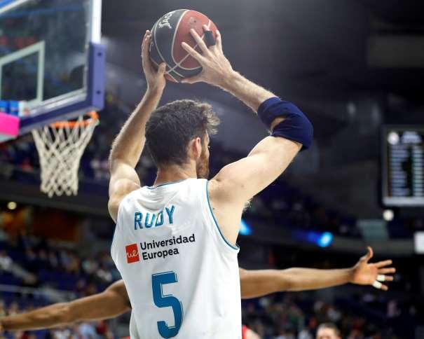 (5) Rudy Fernández ACB Photo/A. Martínez