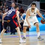 Ventaja de Campo para el Madrid en Todos los Playoffs ACB 2018
