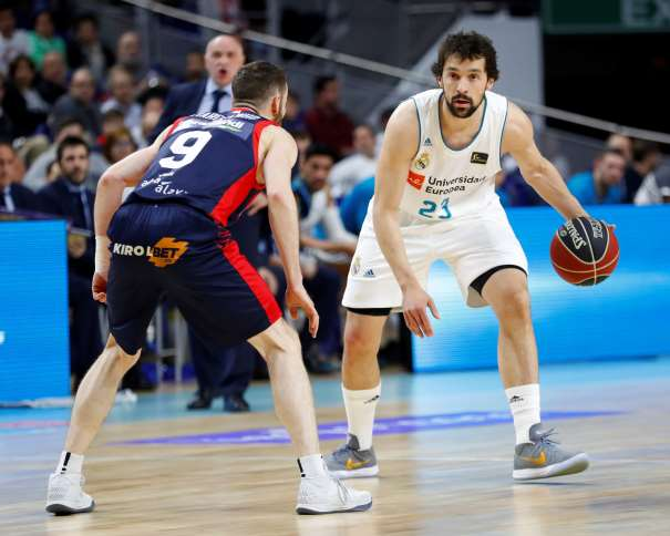 (23) Sergio Llull  ACB Photo/A. Martínez