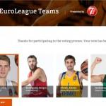 @EuroLeague 2017-2018 MVP ((7) Luka Dončić) y Quinteto Ideal, Nuestro Voto